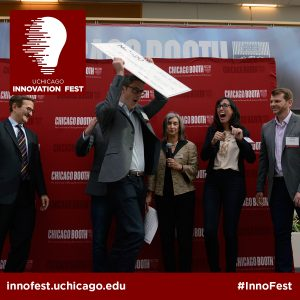 UChicago Innovation Fund 2017 Spring Cycle Finals @ Polsky Exchange North, Theater