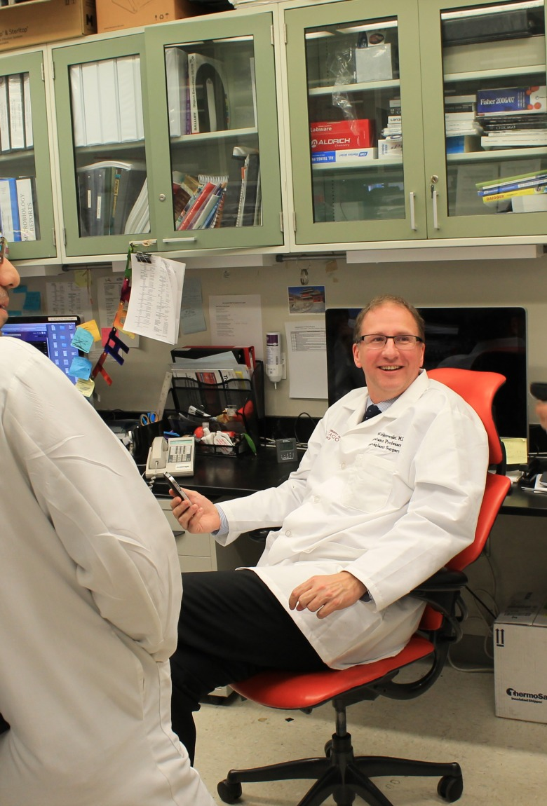 Investigator Working To Cure Autoimmune Diseases And End Organ Transplant Rejection