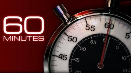 Our NIH Leaders Featured on 60 Minutes