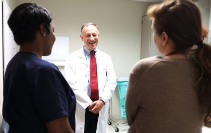 NIH Features ITM Researcher for Patient Care Model