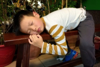 Sleep Deprivation Gives You the Munchies, According to ITM K Scholar's Research